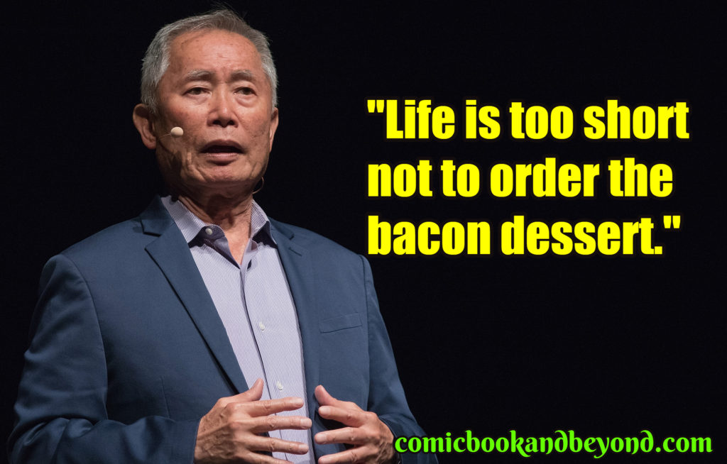George Takei famous quotes