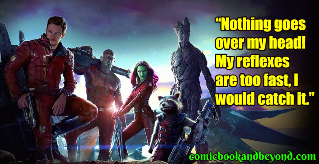 Guardians of the Galaxy Vol. 2 best quotes