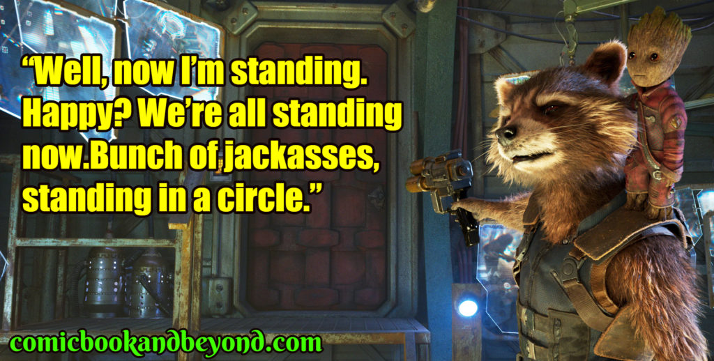 Guardians of the Galaxy Vol. 2 popular quotes