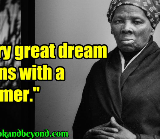 Harriet Tubman Quotes Archives - Comic Books & Beyond