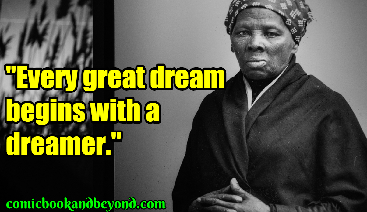 85+ Harriet Tubman Quotes Speak About Freedom And Abolition ...