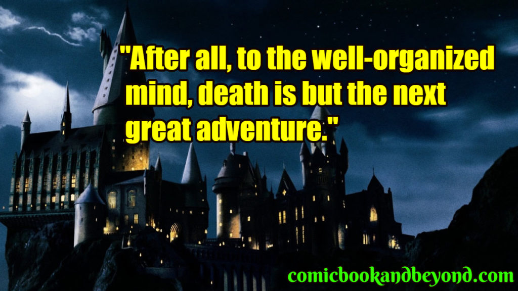 Harry Potter and the Philosopher's Stone popular quotes