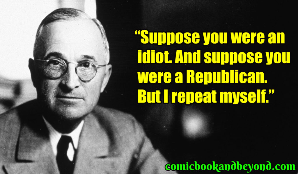 Harry S Truman best quotes