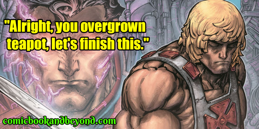 He-Man Quotes