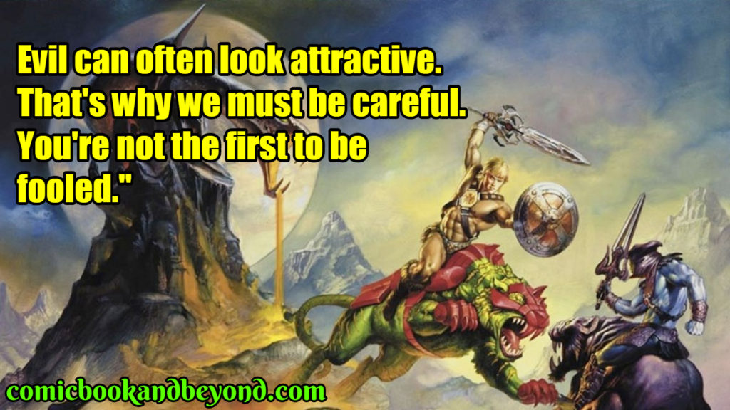 He-Man popular Quotes