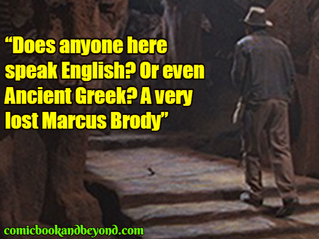 Indiana Jones and the Last Crusade popular quotes