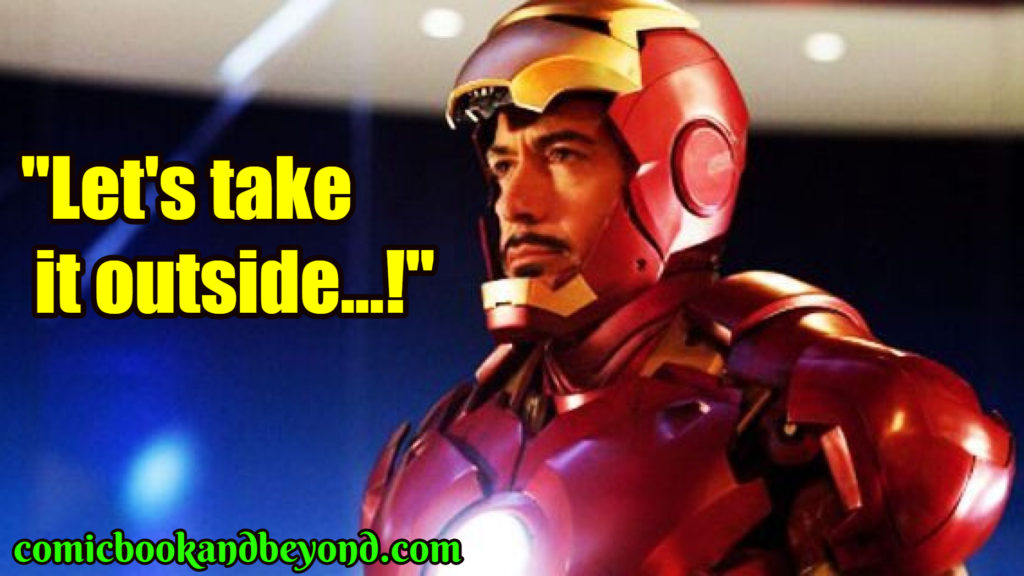 Iron Man 2 quotes