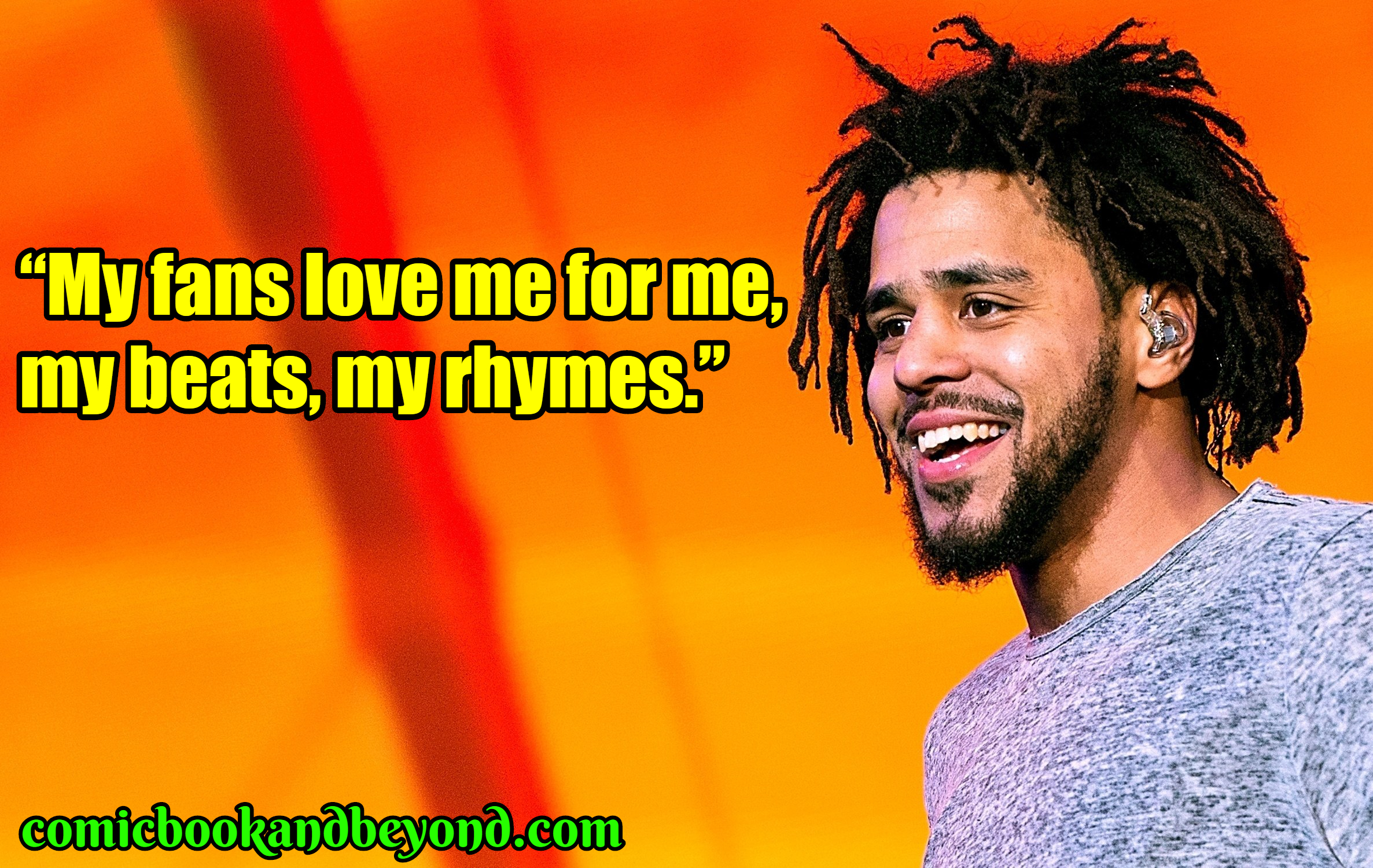 100+ J Cole Quotes That Will Leave You Optimistic - Comic ...