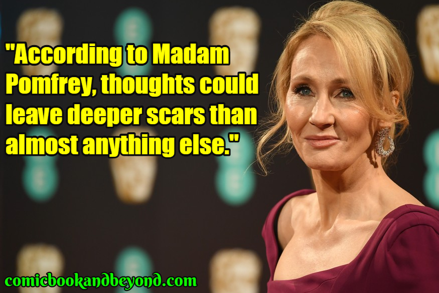J. K. Rowling best quotes