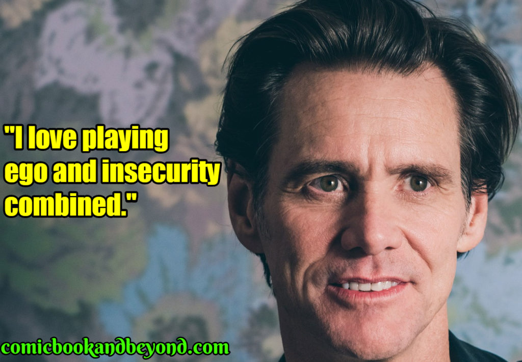 Jim Carrey famous quotes