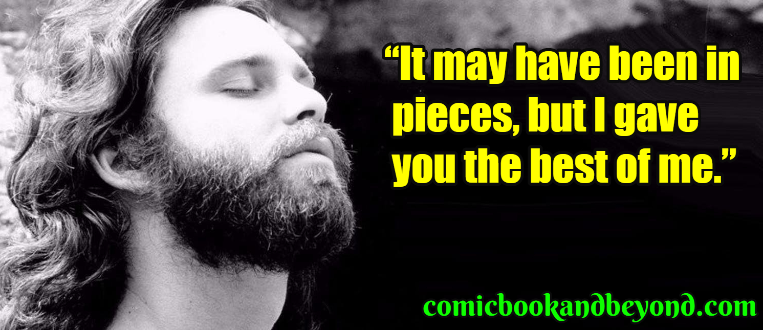 110+ Jim Morrison Quotes From The Lead Singer Of The Doors ...