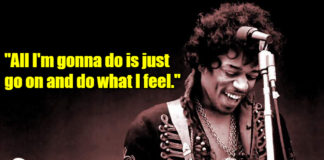 Jimi Hendrix Quotes Archives - Comic Books & Beyond