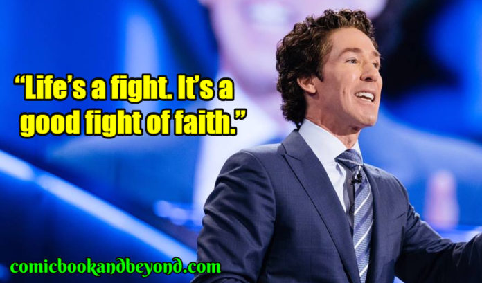 Joel Osteen best quotes