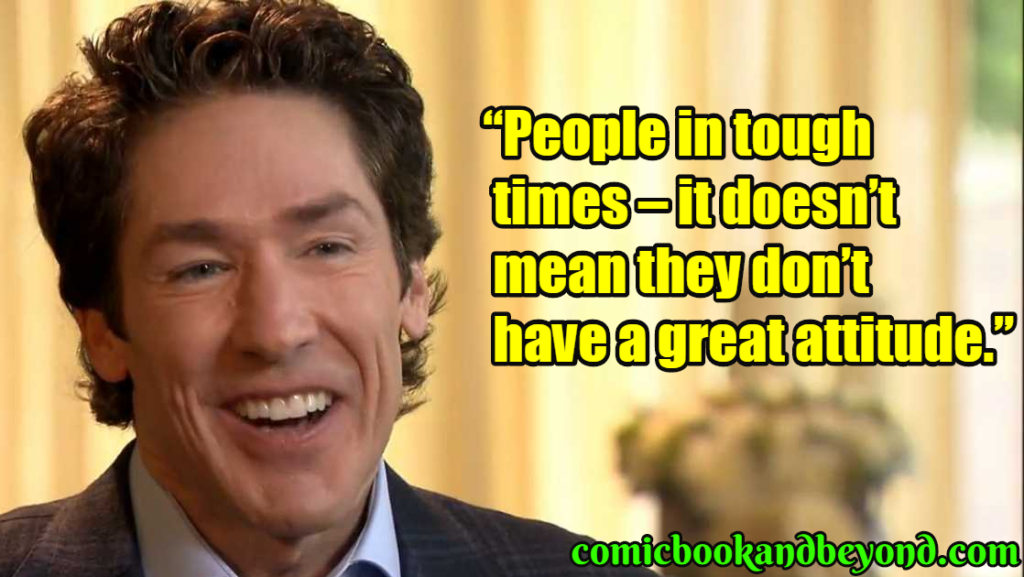 Joel Osteen popular quotes
