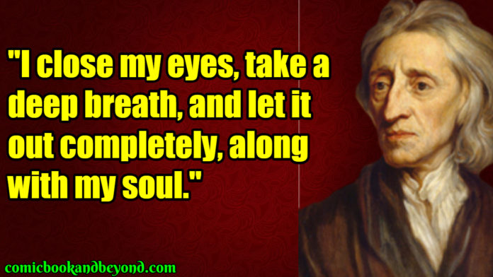 John Locke Sayings