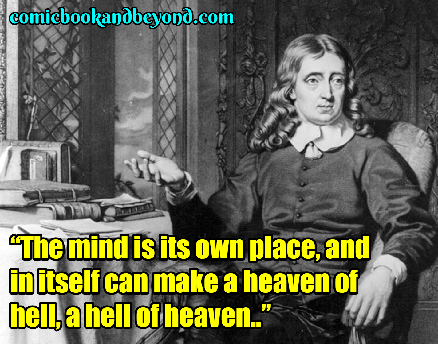 John Milton Best Quotes