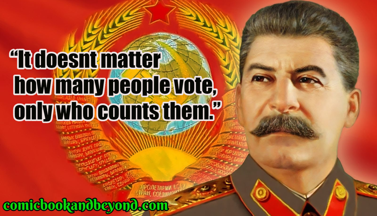 140 Joseph Stalin Quotes From The Revolutionary Leader Of