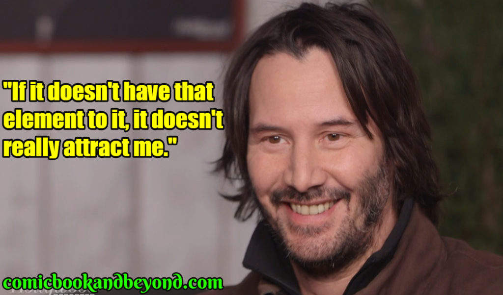 Keanu Reeves popular quotes