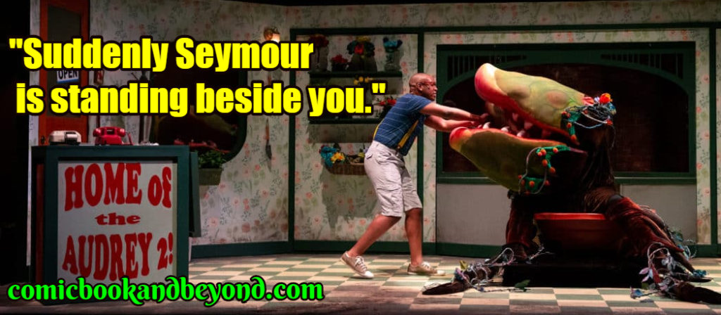 Little Shop of Horrors best quotes