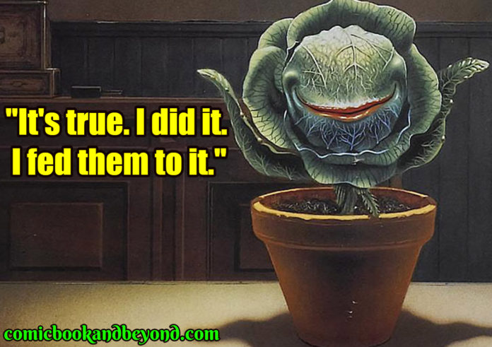 Little Shop of Horrors popular quotes