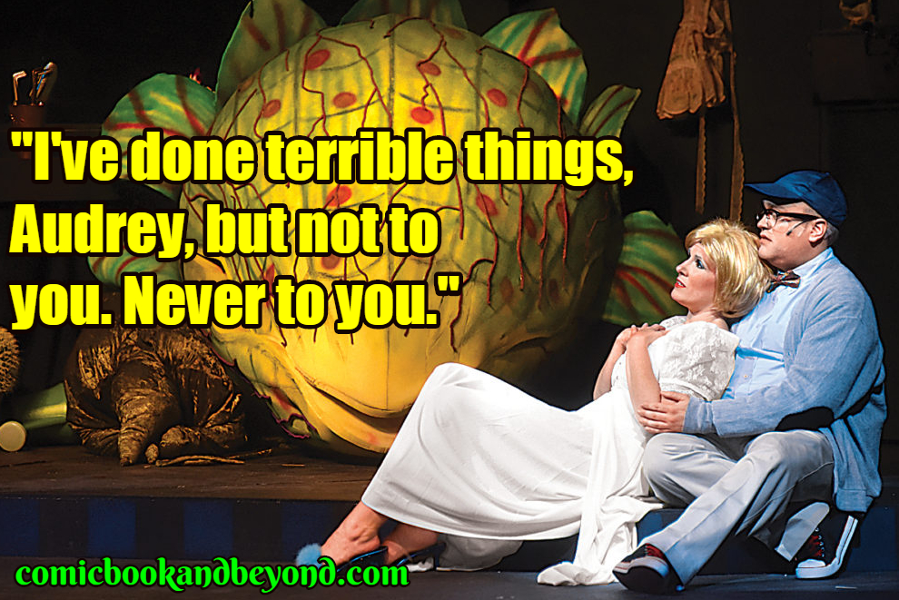100+ Little Shop of Horrors Quotes That Tell Us About The