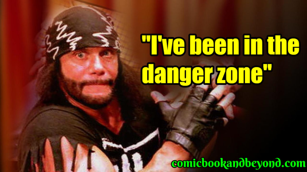 Macho Man best quotes