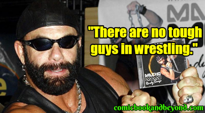 Macho Man famous quotes