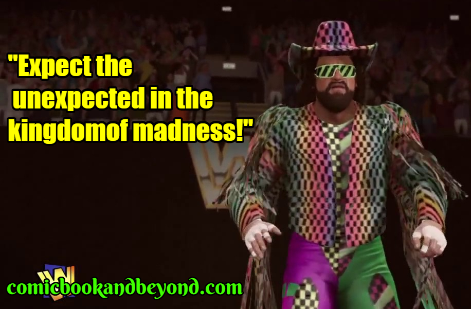 Macho Man popular quotes