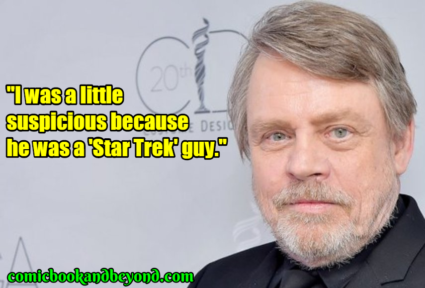 Mark Hamill famous quotes