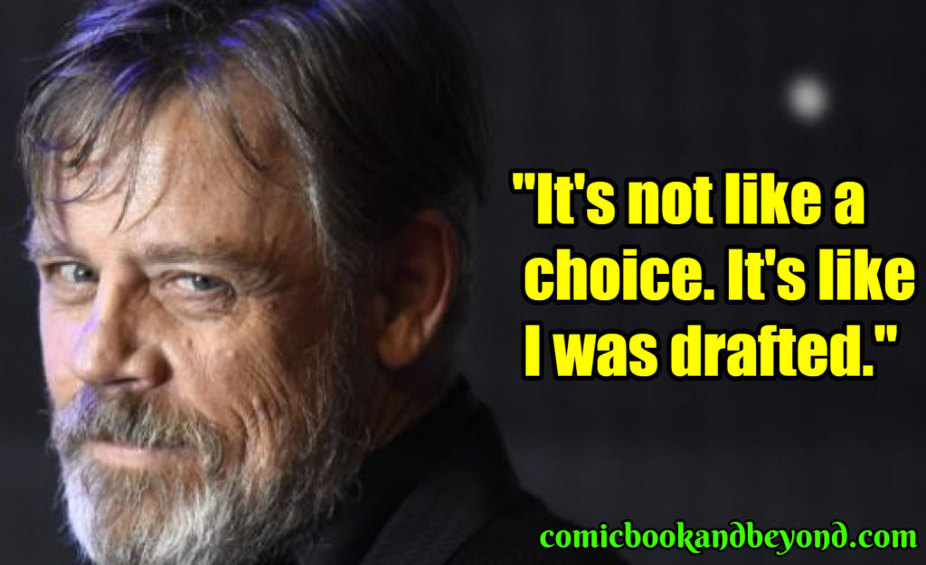 Mark Hamill popular quotes