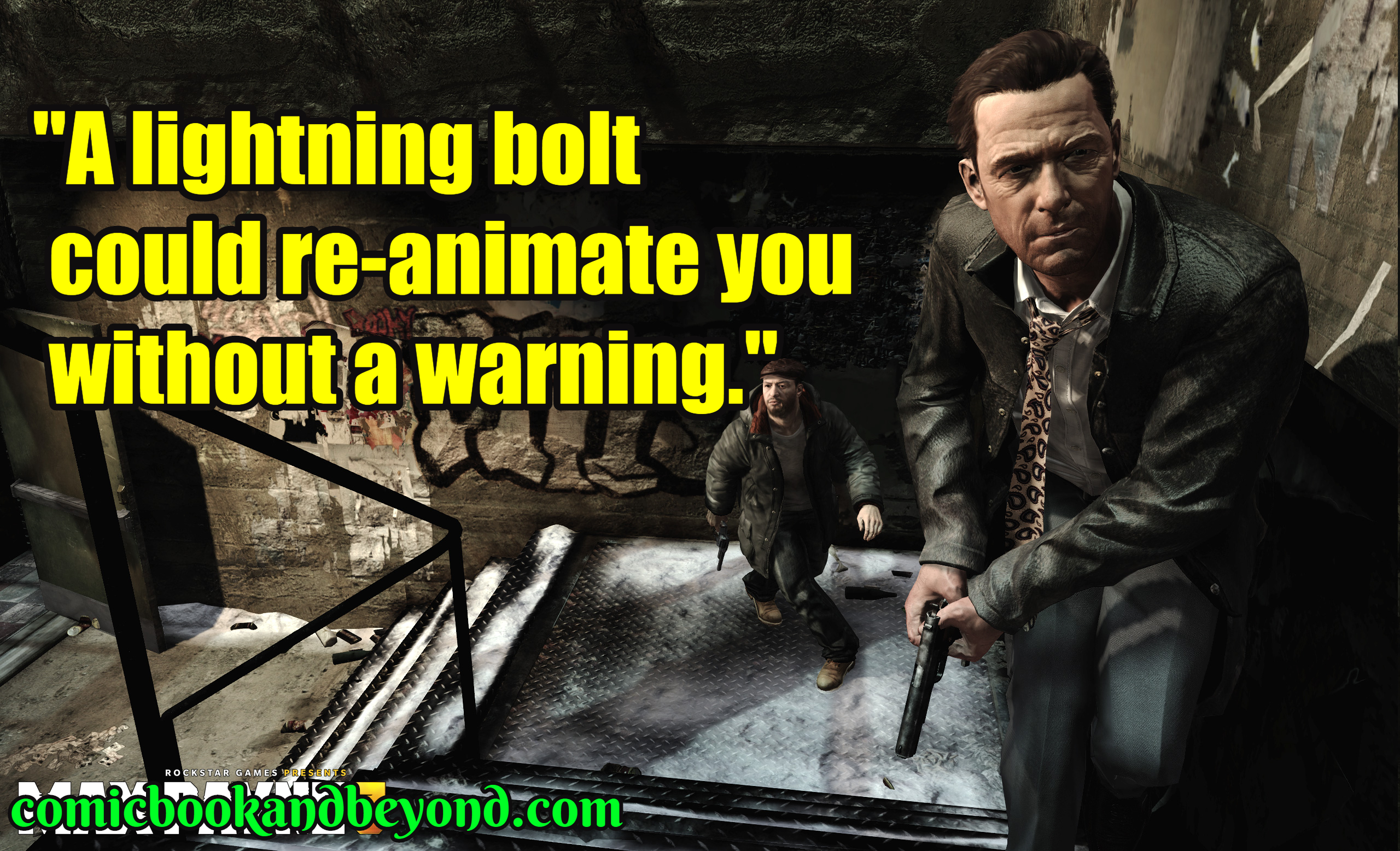 100 Max Payne Quotes That Emphasise On Crime And Justice Comic