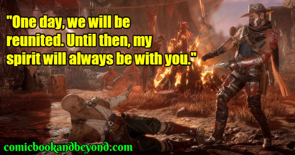 100 Mortal Kombat Quotes That Will Test Your Might Comic Books