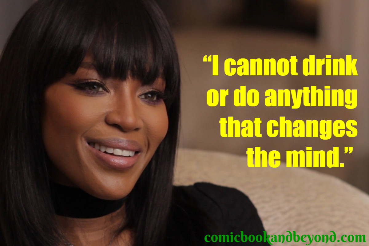 Naomi Campbell Famous Quotes