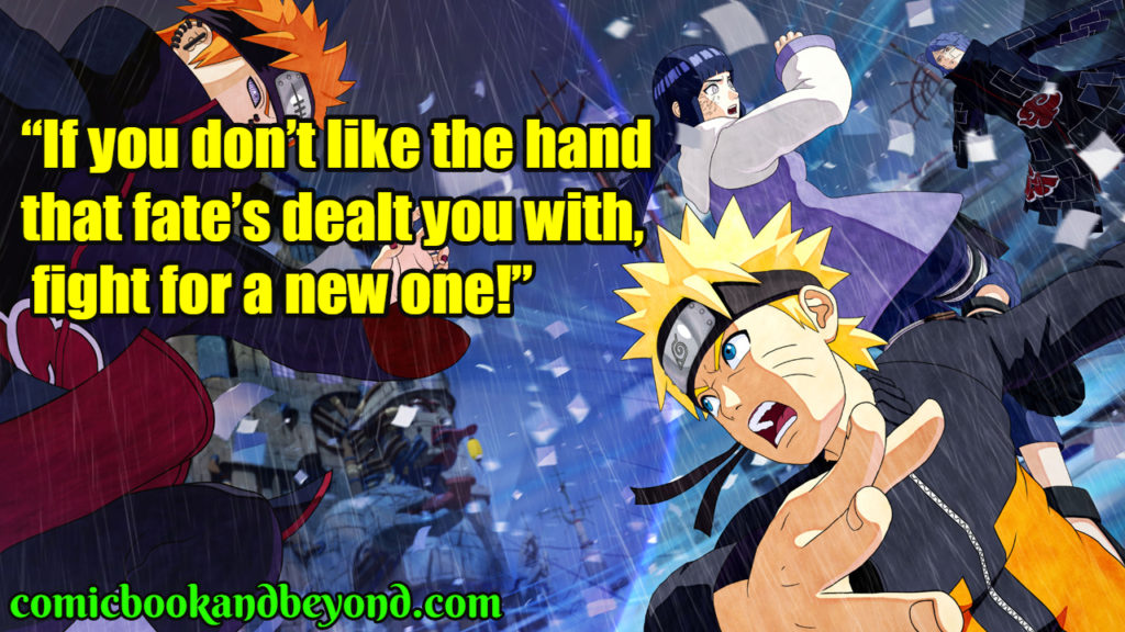 Naruto best quotes