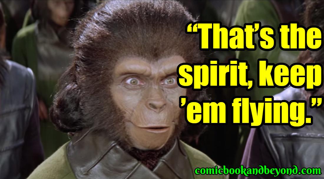 Planet Of The Apes Quotes