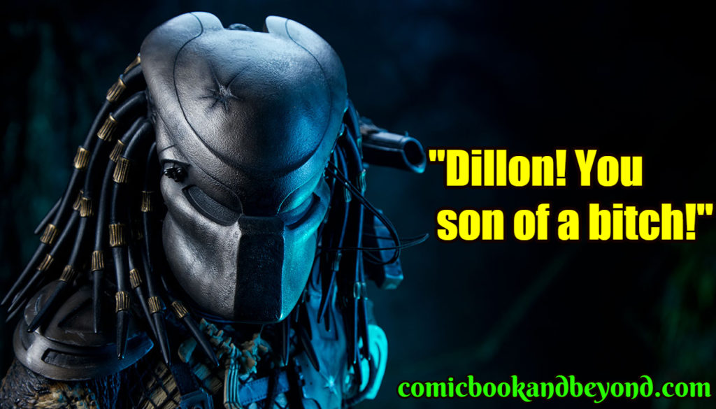 100+ Predator Quotes Which Will Keep You Engrossed - Comic