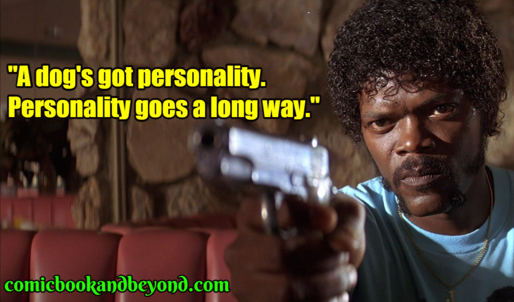 Pulp fiction popular quotes