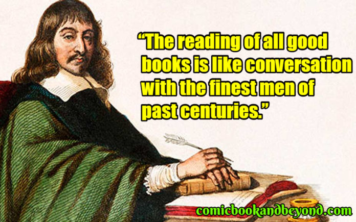 Rene Descartes best quotes