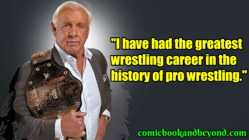 Ric Flair famous quotes