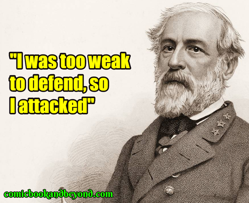 Robert E. Lee famous quotes