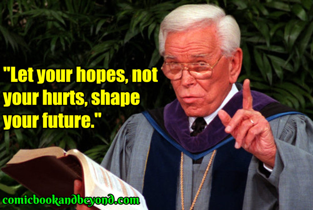 Robert H. Schuller famous quotes
