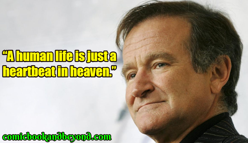 Robin Williams popular quotes