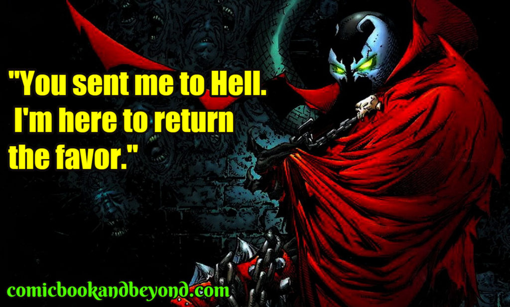 Spawn famous quotes