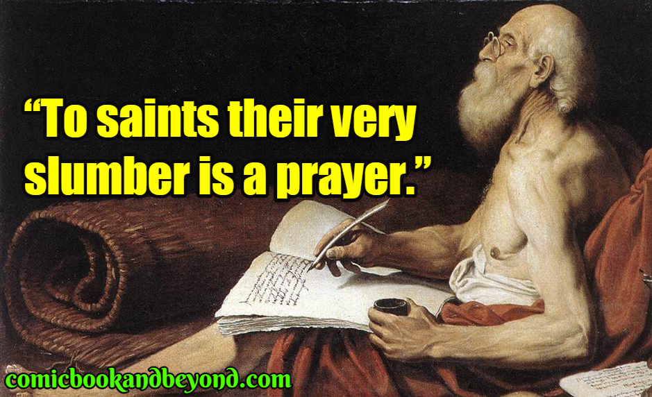 St. Jerome best quotes