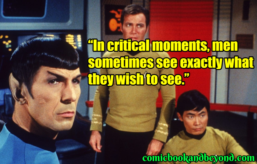 Star trek popular quotes