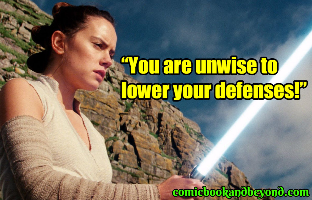 Star wars popular quotes
