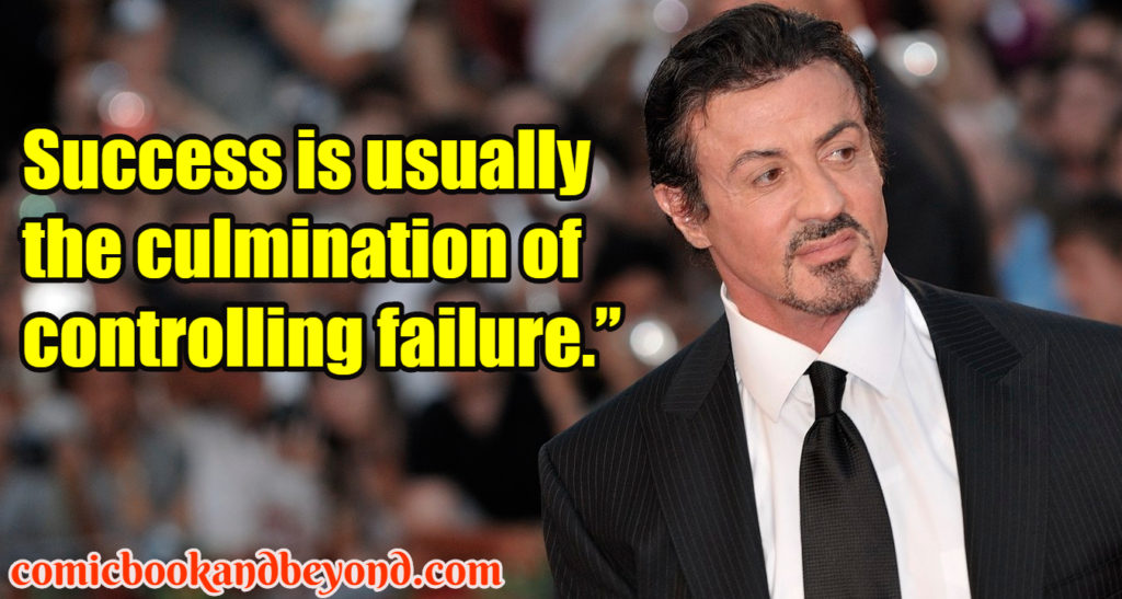 Sylvester Stallone popular quotes