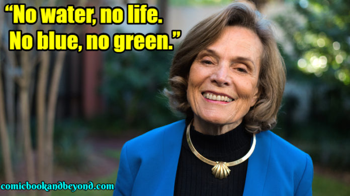 Sylvia Earle Popular Quotes (4)