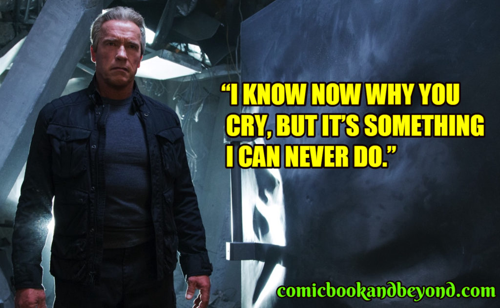 terminator quotes that are surely unthinkably spectacular
