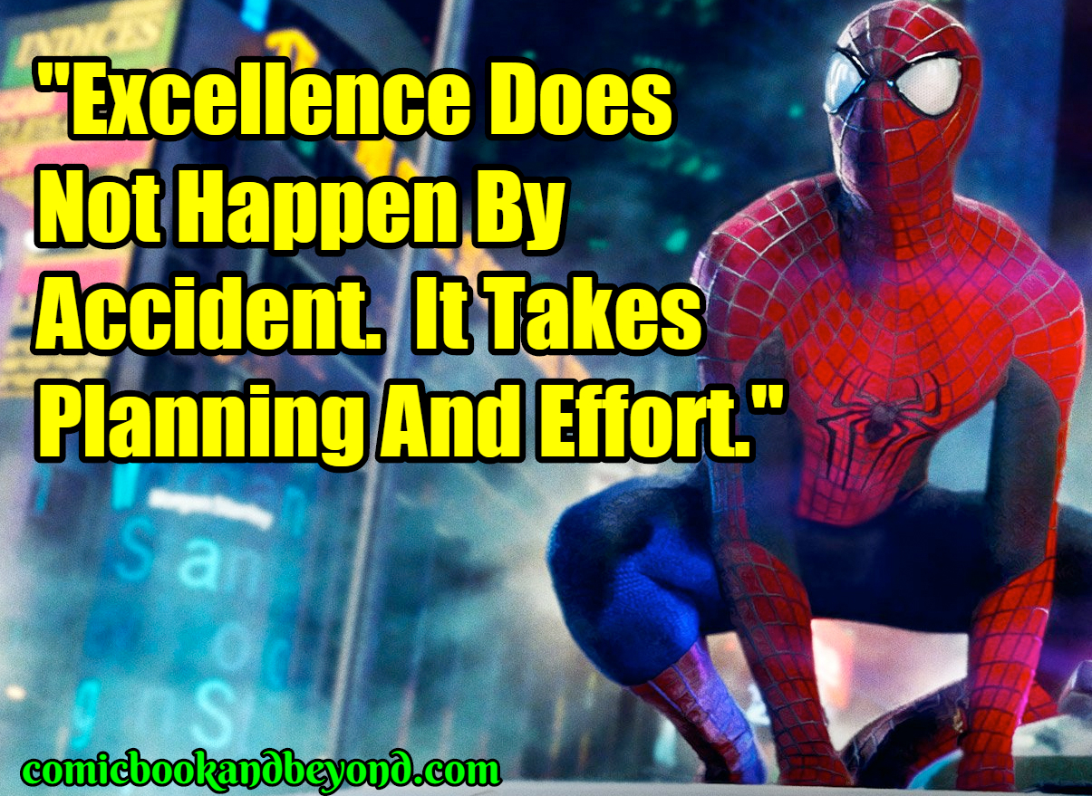 The Amazing Spider-Man 2 Popular Quotes
